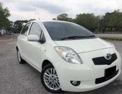 2007 Toyota Yaris 1.5 S Sporty
