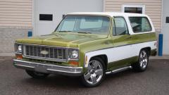 Chevrolet K-5 Blazer 19681973
