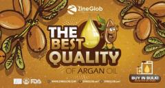 ZineGlob Moroccan Argan oil wholesaler and exporter