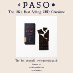 The Best CBD Chocolate in the UK