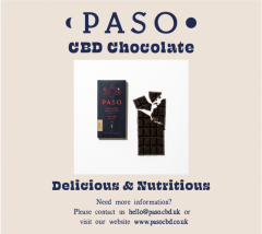 Delicious and Nutritious CBD Chocolate in the UK