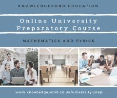 Online University Preparatory Course