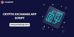 Cryptocurrency Exchange App Development  - Pulse