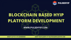 Right Time To Acquire Blockchain Hyip Software