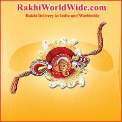 Delight your loving Brother with Online Rakhi Delivery