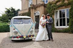 Affordable Wedding Cars From The White Van Weddi