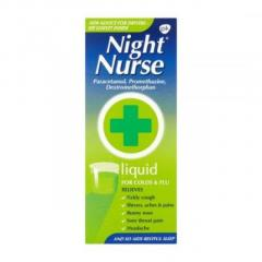 Buy Night nurse liquid 160ml at Affordable price in the