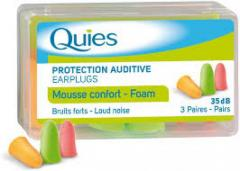 Buy Quies Foam Ear Plugs At Affordable Price In