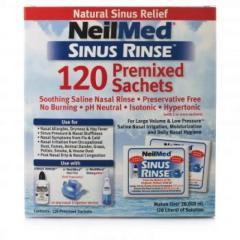 Buy Neilmed Sinus Rinse 120 Sachets At Affordabl