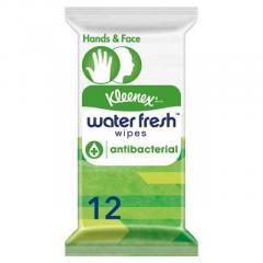 Buy Kleenex Water Fresh Antibacterial Wipes at Afforda