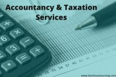 Outsourced Accountancy & Taxation Services