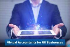Virtual Accountants For Uk Businesses