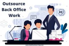 Outsourced Back Office Work For Insolvency Pract