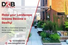Finest Landscape Design Services in Lahore