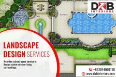Excellent Landscape Design Services in Lahore