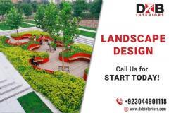 Best Landscape Design Services In Lahore Dxb Int