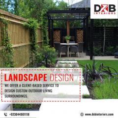 Landscape Design Services In Lahore  Dxb Interio