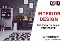Stunning Interior Design Services In Lahore  Dxb