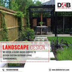 Garden And Landscape Design Company In Lahore, I