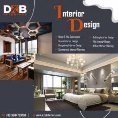 Hire Leading Interior Design Company In Lahore,