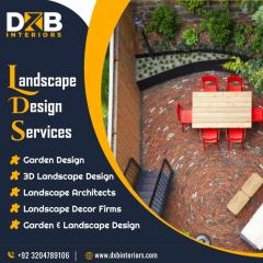 Hire Leading Landscape Design Company In Lahore,