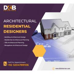 Architectural Residential Designers In Lahore, I