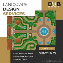 Best Landscape Design Services In Islamabad  Dxb