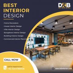 Best Interior Design Company In Lahore  Home Dec