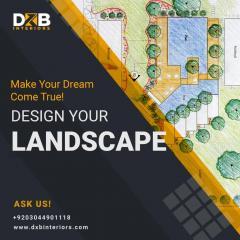 Landscape Design Services In Lahore  Best Landsc