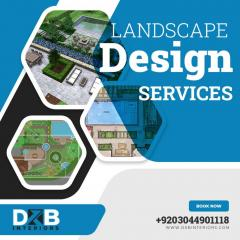 Landscape Design Services In Lahore - Call Now
