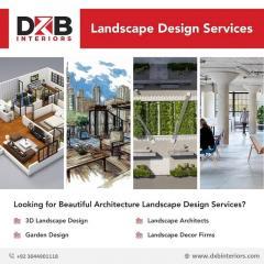 Landscape Design Services In Lahore- Dxb Interio