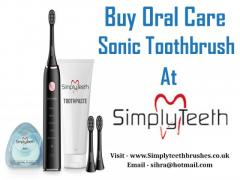 Buy Oral Care Sonic Toothbrush At Simplyteeth Online lt