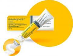 PIMAFUCORT SUPER cream against ALL FUNGI, infections
