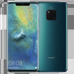 Huawei Mate 20 Kirin 980 Soc Octa-core 2.6 GHz with 4000mAh battery
