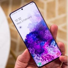 Samsung Galaxy S20+ Plus Global Phone