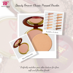 Beauty Forever Classic Pressed Powder