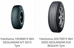 Van Transporter Tyres
