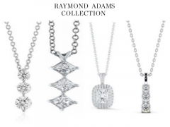 Raymond  Adam Collection  - Pendants