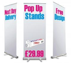 Pop Up Banners Printing at a Very Cheap Cost Budget