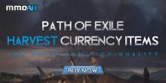 Path of Exile players choose MMOAH official site to get