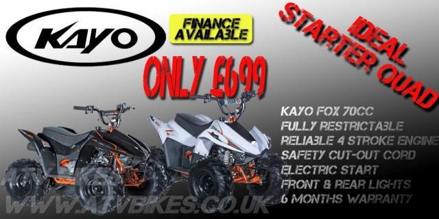 ATV Bikes 3 Image
