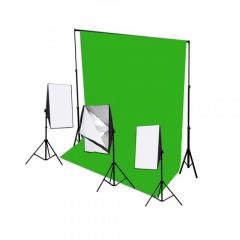 Green Screen Backdrop Video Lighting Equipment