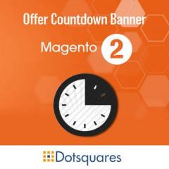 Now get a Countdown Extension for Magento 2 by DS Store