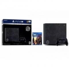 PS4 Pro 1TB Kingdom Hearts 3 III Limited Edition Consol