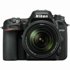 Nikon D7500 Digital SLR Camera with 18-140mm Lens