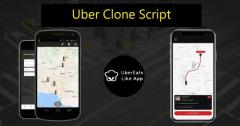 Thrive In The Market With A Robust Uber Clone Sc