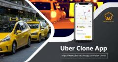 Enhance Your Profits by Indulging in Uber Clone App