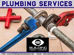Plumbing Services At Building Vision London LTD