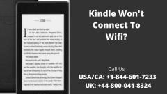 Guide To Fix Kindle Wont Connect To Wifi Error
