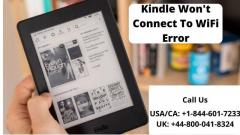 Kindle Not Connecting To Wifi Call 44-8000418324